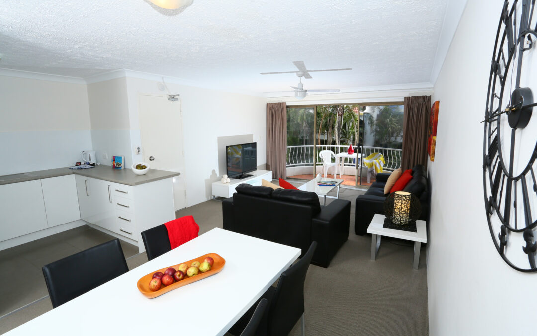 Choose Your Crib at St. Tropez Holiday Apartments!