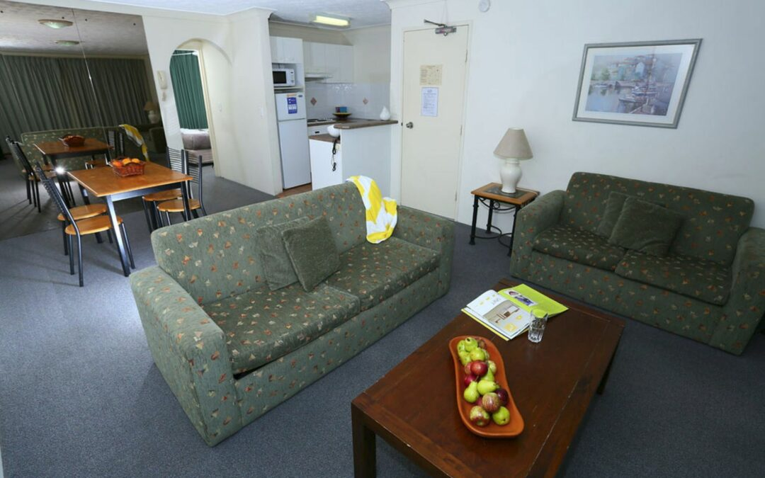 Accommodation for Less