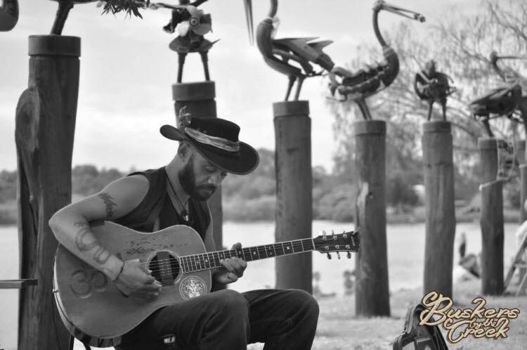 Say Yes to Buskers By the Creek 2016!