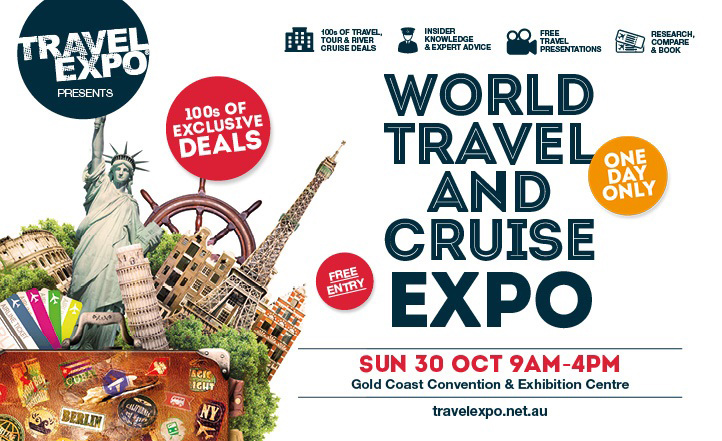 Know Your Way Around the Globe with World Travel and Cruise Expo!