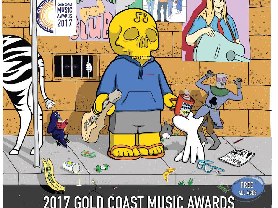 2017 Gold Coast Music Awards