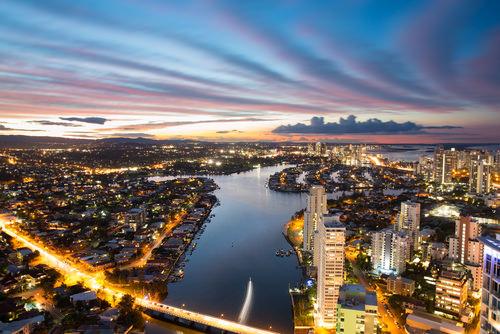 Gold Coast Light Rail GLink