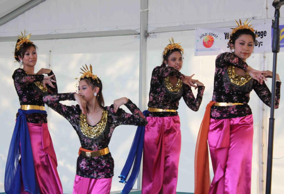 Worlds Unite at the Gold Coast Multicultural Festival!
