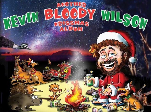 Laugh It Up This December with Kev's Krissmas Live!