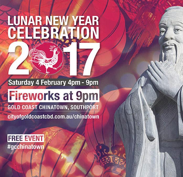 Lunar New Year Celebration Gold Coast
