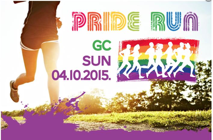 Pride Run Gold Coast
