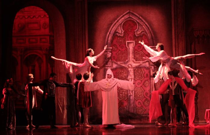 Watch Romeo and Juliet at the Arts Centre Gold Coast this December