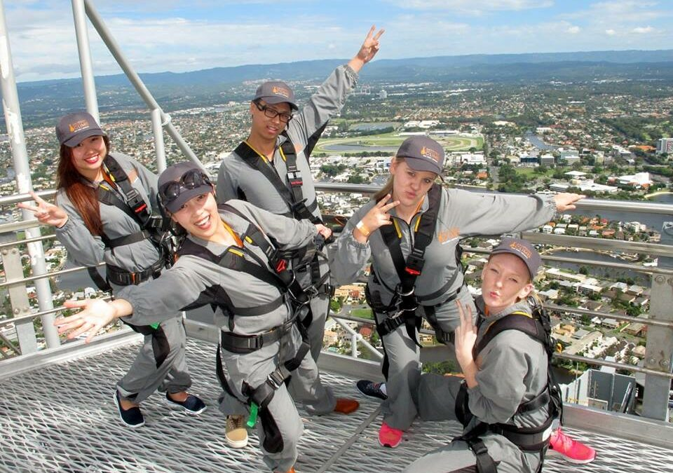 Enjoy the Gold Coast View from the Top with SkyPoint Climb