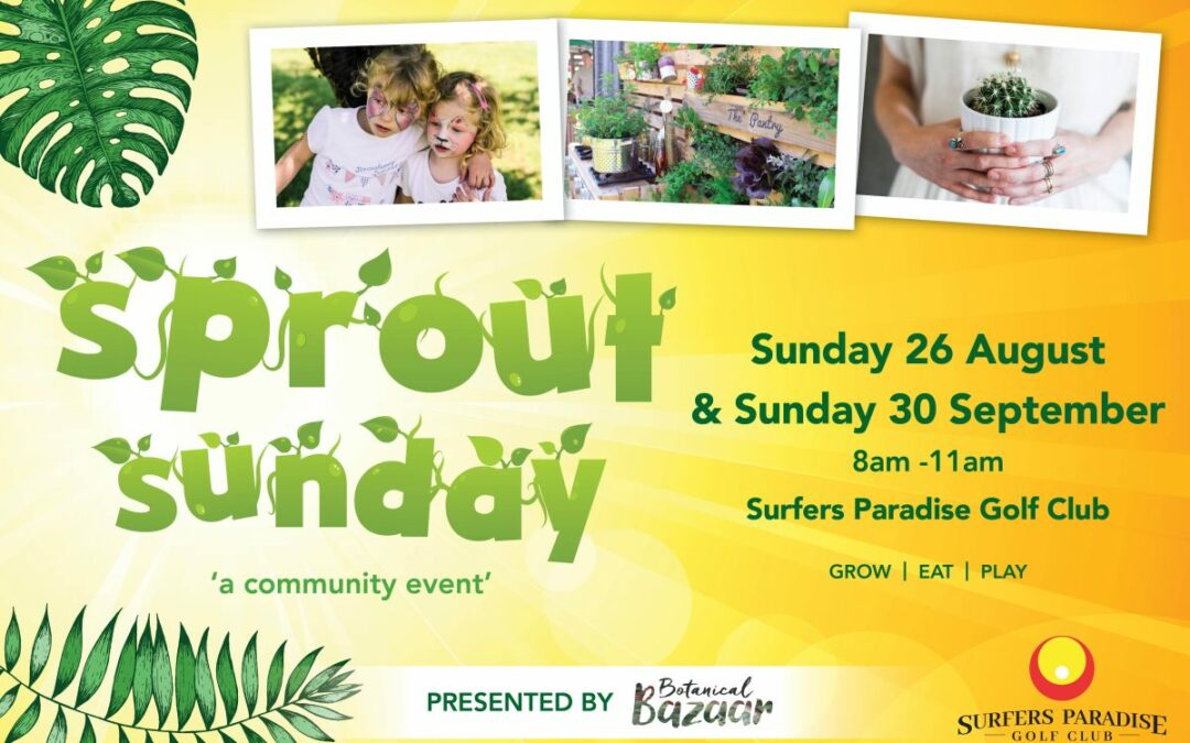 Browse Markets and Taste Local Food at Sprout Sunday