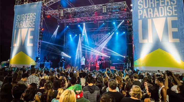 Don't Miss the Return of Surfers Paradise LIVE