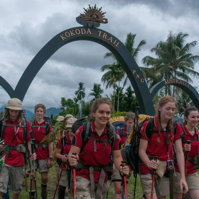 The Kokoda Challenge