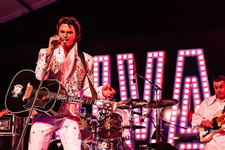 Who Will Be Winner of the Elvis Tribute Contest at Viva Surfers Paradise This 2017?